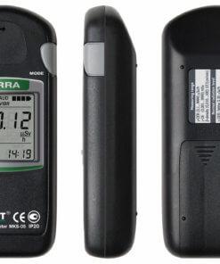 Dosimètre Terra MKS05 avec bluetooth