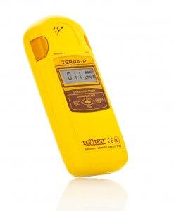 Détecteurs de radioactivité